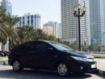 HONDA CITY 2015 BLACK FOR SALE 33000 AED