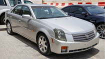 2005 Cadillac CTS available for sale in Abu Dhabi
