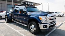 2012 Ford F 350 Super Duty available for sale in Abu Dhabi