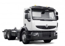 Coming soon Renault 6x4 & 8x4 chassis 2014 model NEW ZERO KM