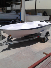 Boat 11 Feet AED 2750.00 Brand New
