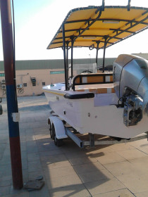 Boat 28 feet - 38000 AED