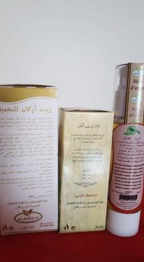 Moroccan natural cosmetics