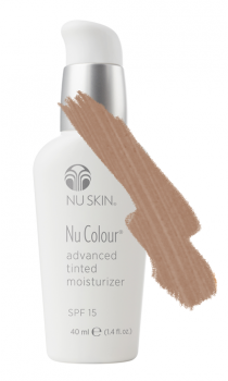 Nu Colour advanced tinted moisturiser - Sand
