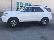 Toyota fortuner 2006 super clean