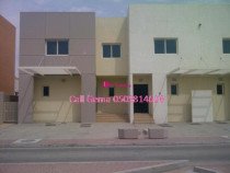 3 Bed Al Reef Villa Available NOW 2 Checks