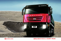 NEW SAIC IVECO HEAVY TRUCK LOW COST CHEAP PRICE