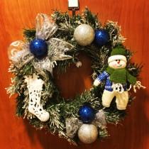 "Christmas Wreath ""Winter Tale"""