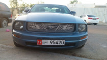 The Muscle Car Mustang V6 4.0L Automatic Transmission