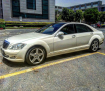 ONLY 2 DAYS! Urgent sale! Mercedes S500L Designo