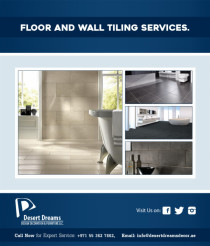 Floor Tiling in UAE | Wall Tiling | Tiling Installation in UAE.