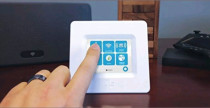 Securifi Almond Touchscreen WiFi Router and Extender