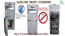 Alkaline Bottle-Free Water Dispenser