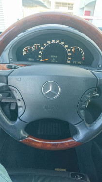 Accident free, Mercedes Benz S class, 2004, with New Tyers, just serviced