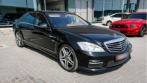 2008 Mercedes-Benz S 63 AMG Available for Sale in Abu Dhabi