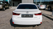 2015 Lexus IS 350 F Sport  Available for Sale in Abu Dhabi