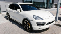 2011 Porsche Cayenne S Available for Sale in Abu Dhabi
