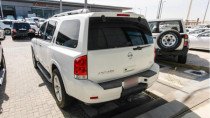 2009 Nissan Armada LE Available for Sale in Abu Dhabi