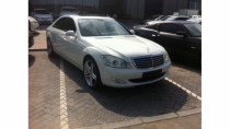 2008 White Mercedes Benz 350 for Sale in Abu Dhabi