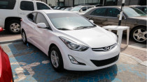 2015 Hyundai Elantra Available for Sale in Abu Dhabi
