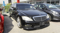 2007 Mercedes-Benz S 550 4MATIC Available for Sale in Abu Dhabi