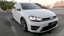 2015 Volkswagen Golf R Available for Sale in Al Ain