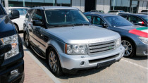 2009 Land Rover Range Rover Sport HSE Available for Sale in Abu Dhabi