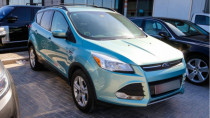 2013 Ford Escape SE Available for sale in Abu Dhabi
