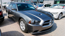 2012 Dodge Charger Available for Sale in Abu Dhabi