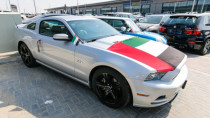 2013 Ford Mustang GT 5.0 Available for Sale in Abu Dhabi