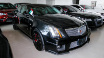 2013 Cadillac CTS V8 Available for Sale in Abu Dhabi