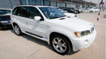 2003 BMW X5 4.6 Avaialable for Sale in Abu Dhabi