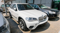2011 BMW X5 XDRIVE 50i Available for Sale in Abu Dhabi