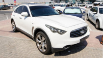 2009 Infiniti FX50 S for sale in Abu Dhabi