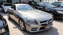 2012 Mercedes-Benz SLK 350 for sale in Abu Dhabi