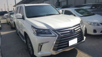 2016 Lexus LX 570 Available for Sale in Al Ain