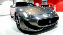 2016 Maserati Granturismo Sport AVailable for Sale in Al Ain