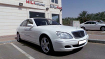 2003 Mercedes-Benz S 350 Available for Sale in Al Ain