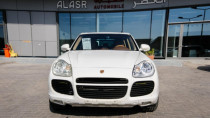 2004 Porsche Cayenne S With Turbo Badge for sale in Abu Dhabi