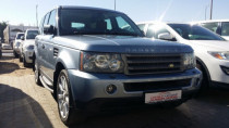 2009 Land Rover Range Rover Sport HSE For Sale in Al Ain