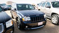 2009 Jeep Grand Cherokee SET V8 For Sale in Al Ain