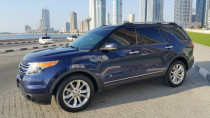 The Best Ford Explorer – Limited Plus2011 (with Auto Park). In perfect condition