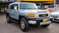 2015 Toyota FJ Cruiser Available for Sale in Dubai