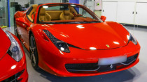 2015 Ferrari 458 Spider Available for Sale in Dubai