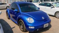 2004 Volkswagen Beetle Available for Sale in Sharjah