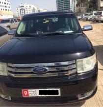 Urgent Sell – Ford Flex 2009 Limited edition GCC – Full Options