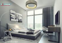 3D Architectural Interior Visualizer