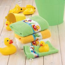 Feiler Cotton Terry Bath Towels 80x80cm