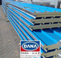 Sandwich Panels for PEB Steel Aluminum Roof Wall Insulated PUF/PIR UAE QATAR