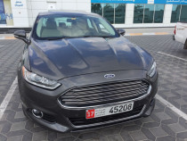 Low Mileage 2015 Ford Fusion SE 2.0L Full Option turbocharged engines
